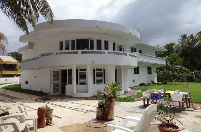 llb estate beachfront house for sale in aguada rh martirealty com beachfront homes for sale in arecibo puerto rico beachfront homes for sale in arecibo puerto rico