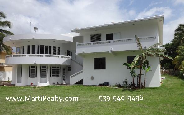 Llb Estate Beachfront House For In Aguada San Juan Water Beach Club Hotel Puerto